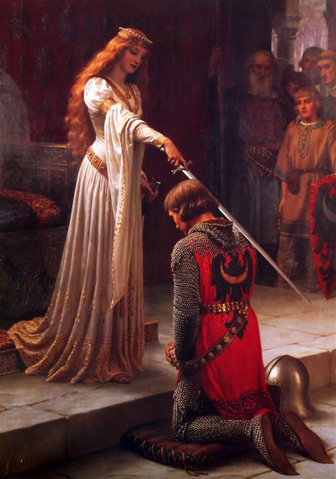 Blair_Leighton_The_Accolade_New