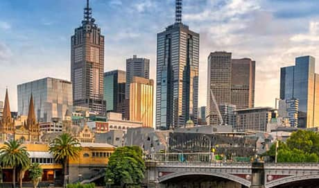 Melbourne V1 Min
