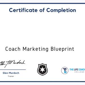 Coach Marketing Blueprint Online