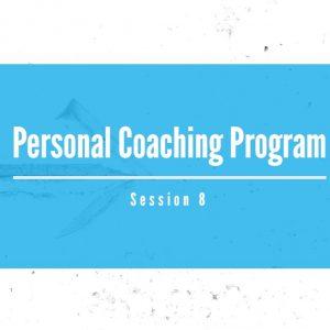 Personal Coaching Program