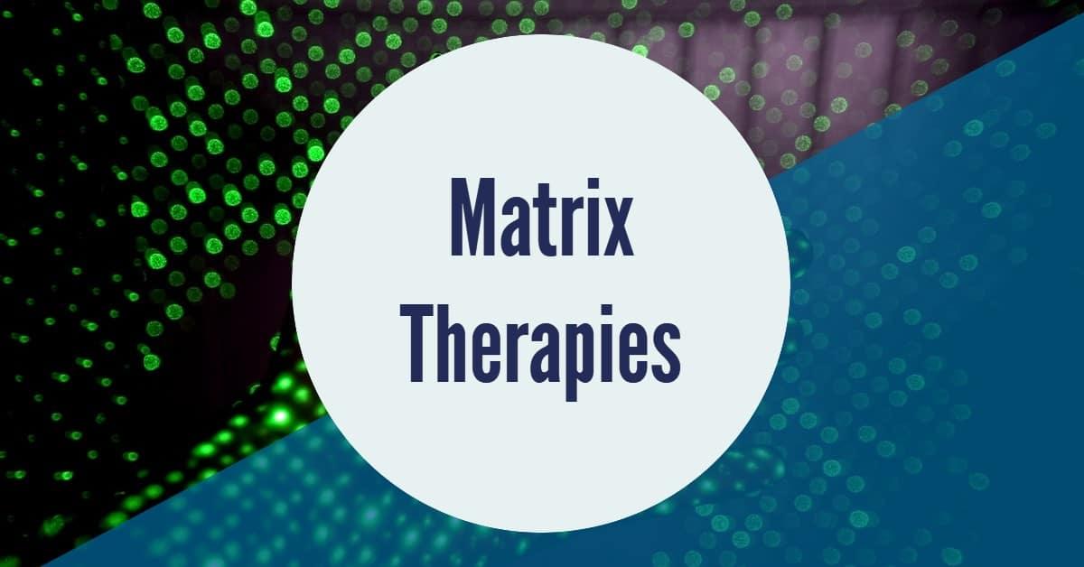 Matrix Therapies