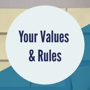 Values & Rules